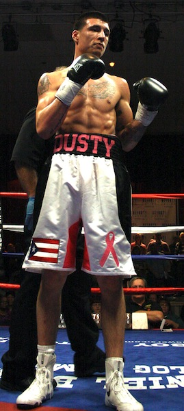Dusty Harrison, Photo By Wesley Ortiz, Memphisboxing.com